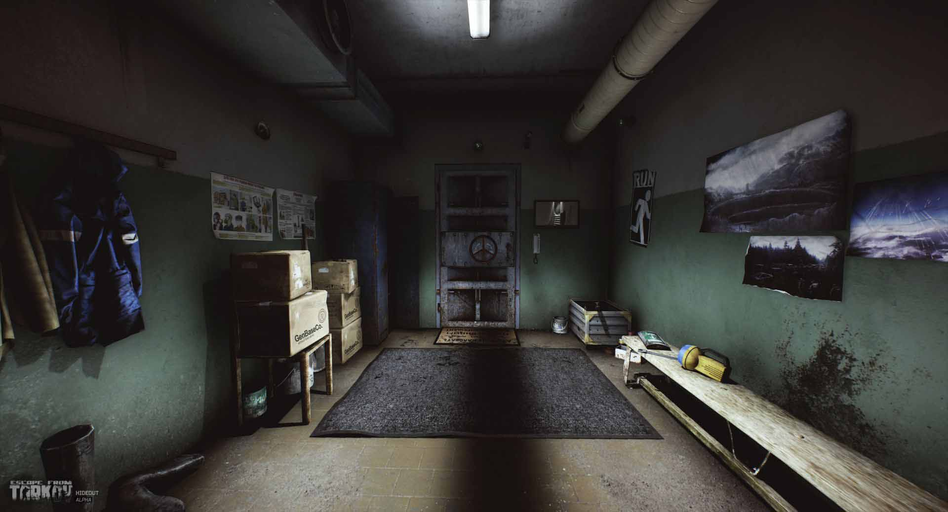 Marked Room Escape From Tarkov