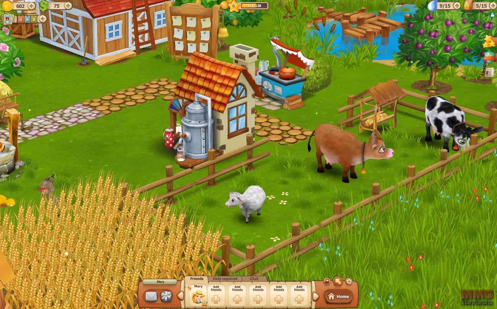 Imagenes de Farm Days