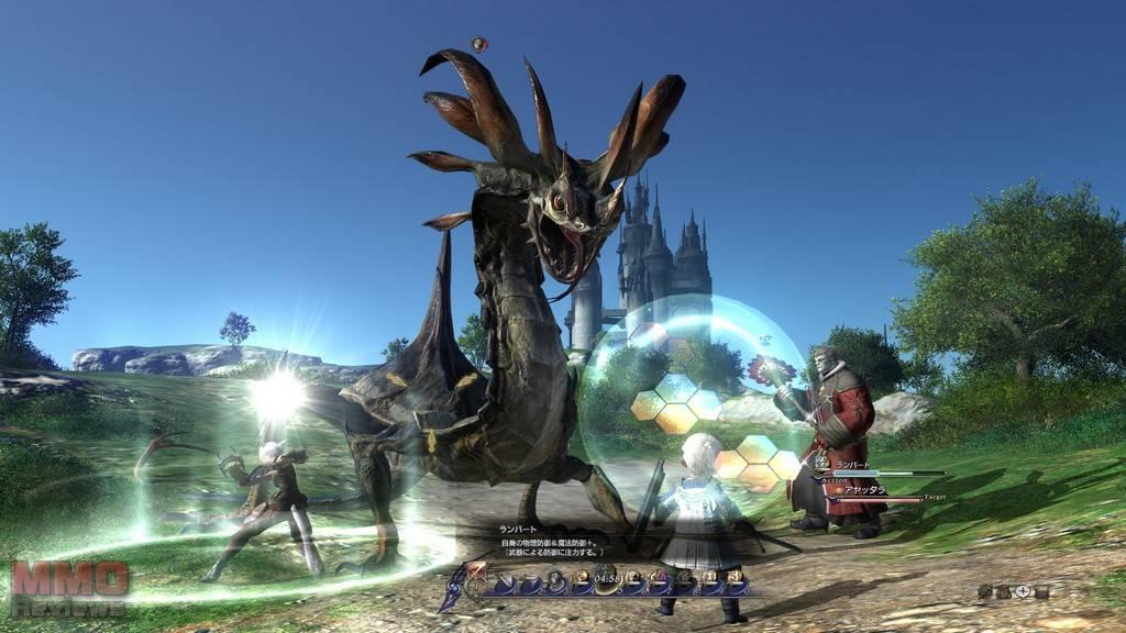 Imagenes de Final Fantasy XIV: A Realm Reborn