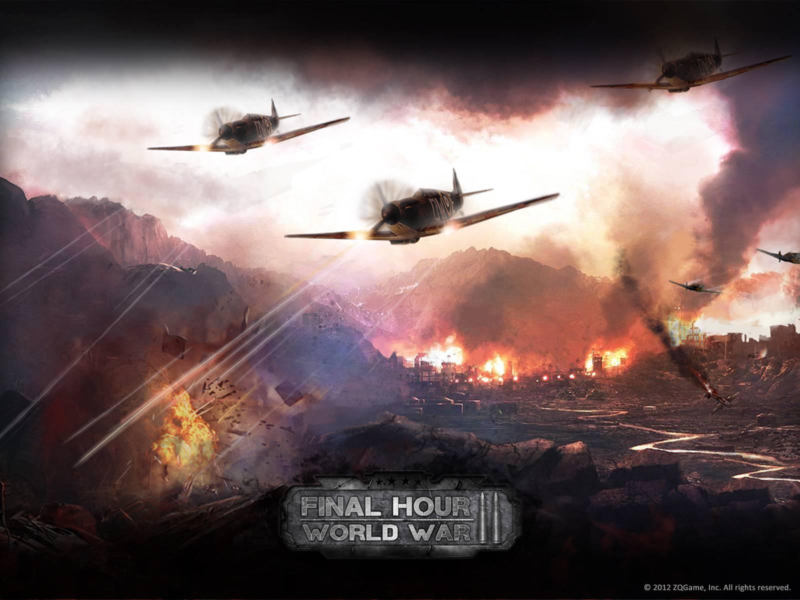 Imagenes de Final Hour World War II