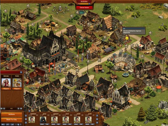 Imagenes de Forge of Empires
