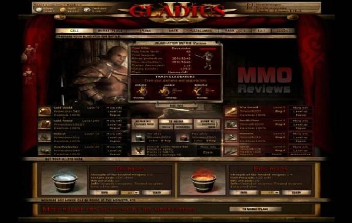 Imagenes de Gladius II