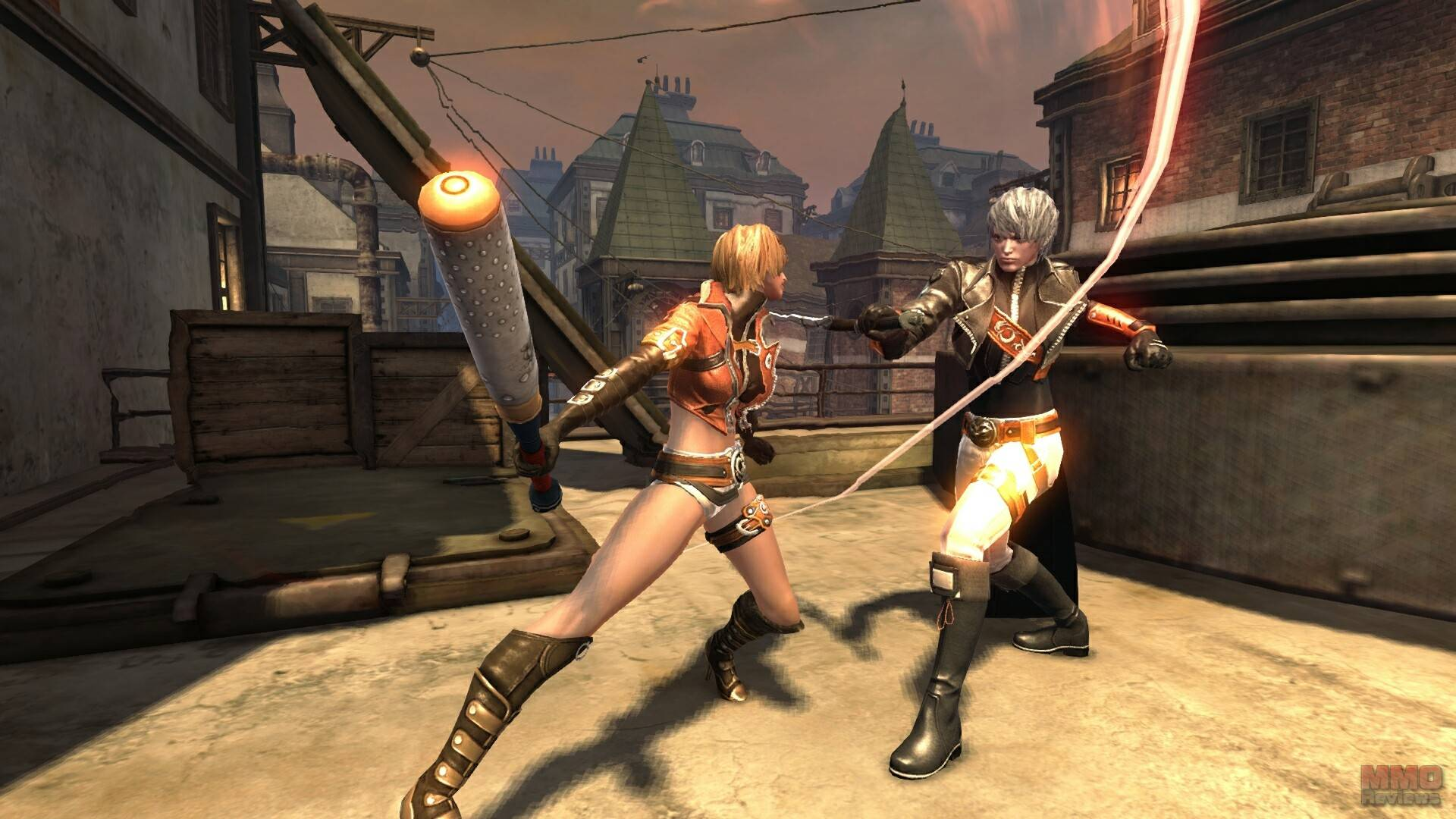 Imagenes de GunZ 2: The Second Duel