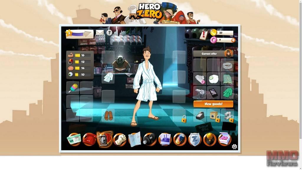 Imagenes de Hero Zero