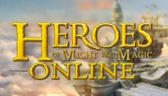 Heroes of Might and Magic Online logo