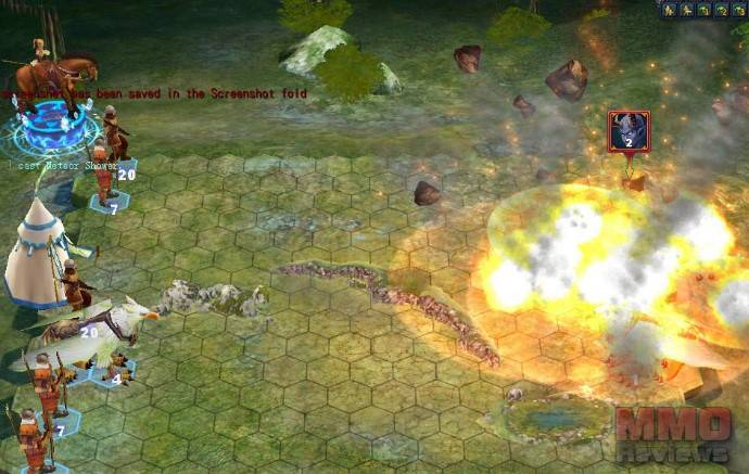 Imagenes de Heroes of Might and Magic Online