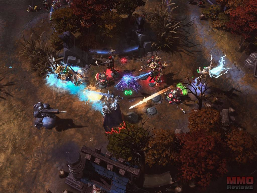 Imagenes de Heroes of the Storm