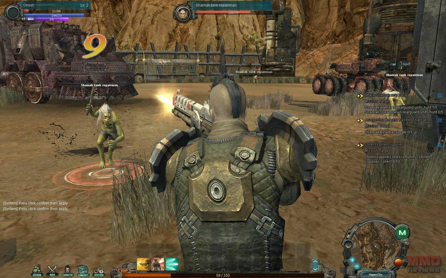 Play bio metal online games