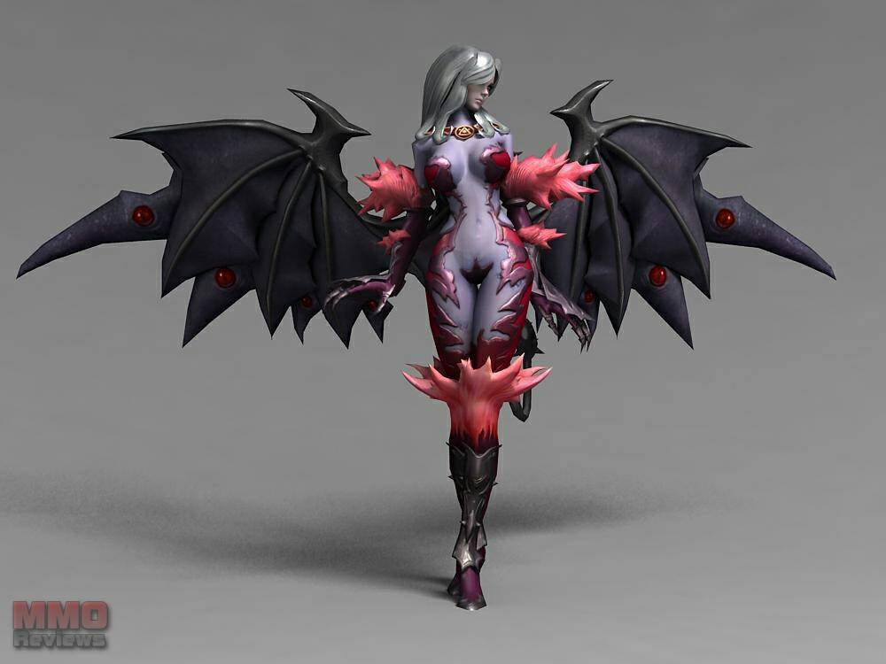 succubus pic land of chaos presents a new playable character lacrimosa 6912