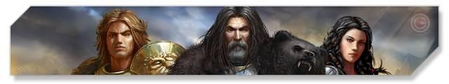 Legends of Honor - news