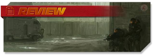 Lost Sector - Review headlogo - EN