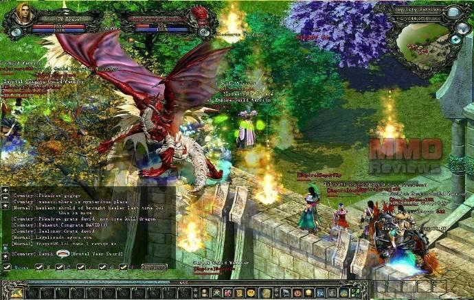 Imagenes de Magic World Online