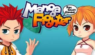 Manga Fighter logo