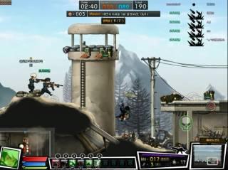 Metal Assault screenshot 5