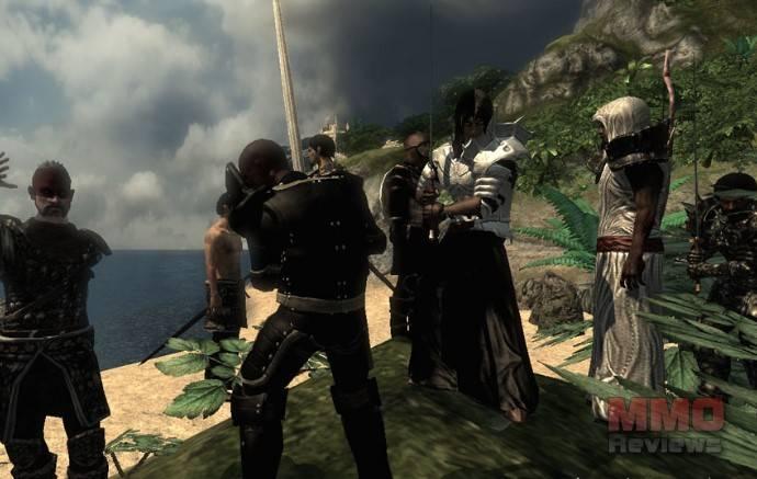 Imagenes de Mortal Online