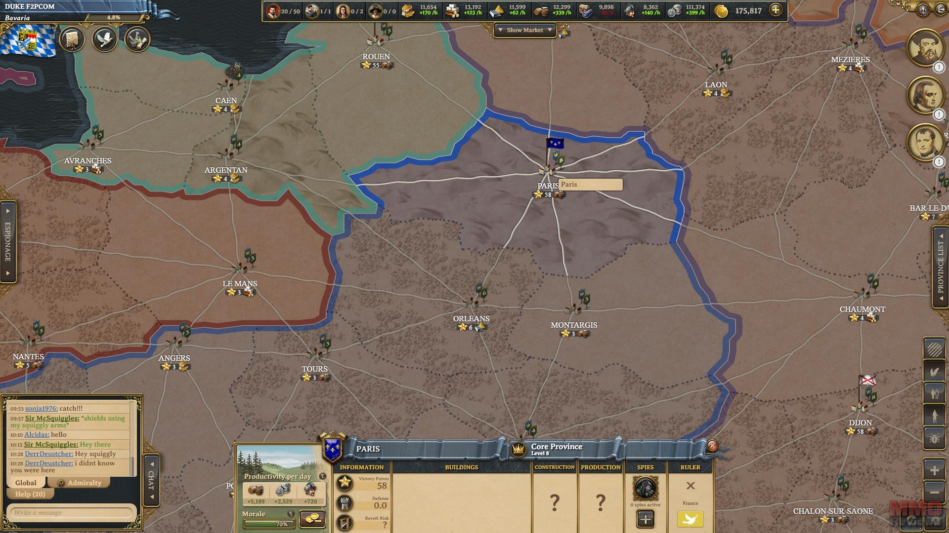 Imagenes de New World Empires