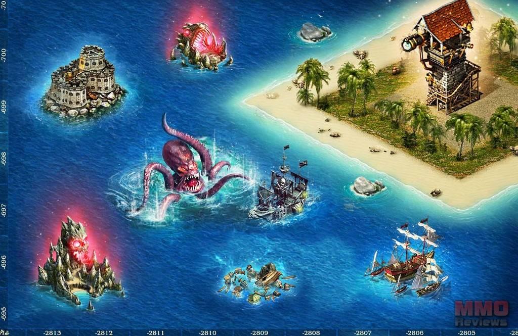 Imagenes de Pirates: Tides of Fortune