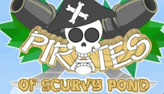Pirates of Scurvy Pond logo