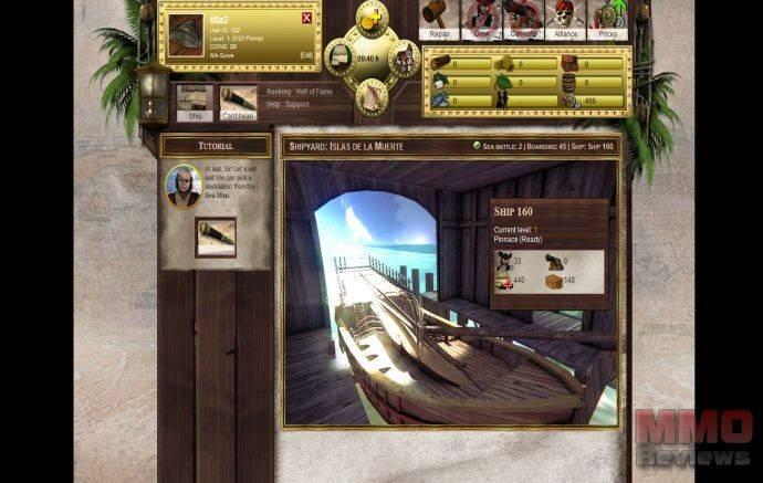 Imagenes de Pirates of Tortuga 2