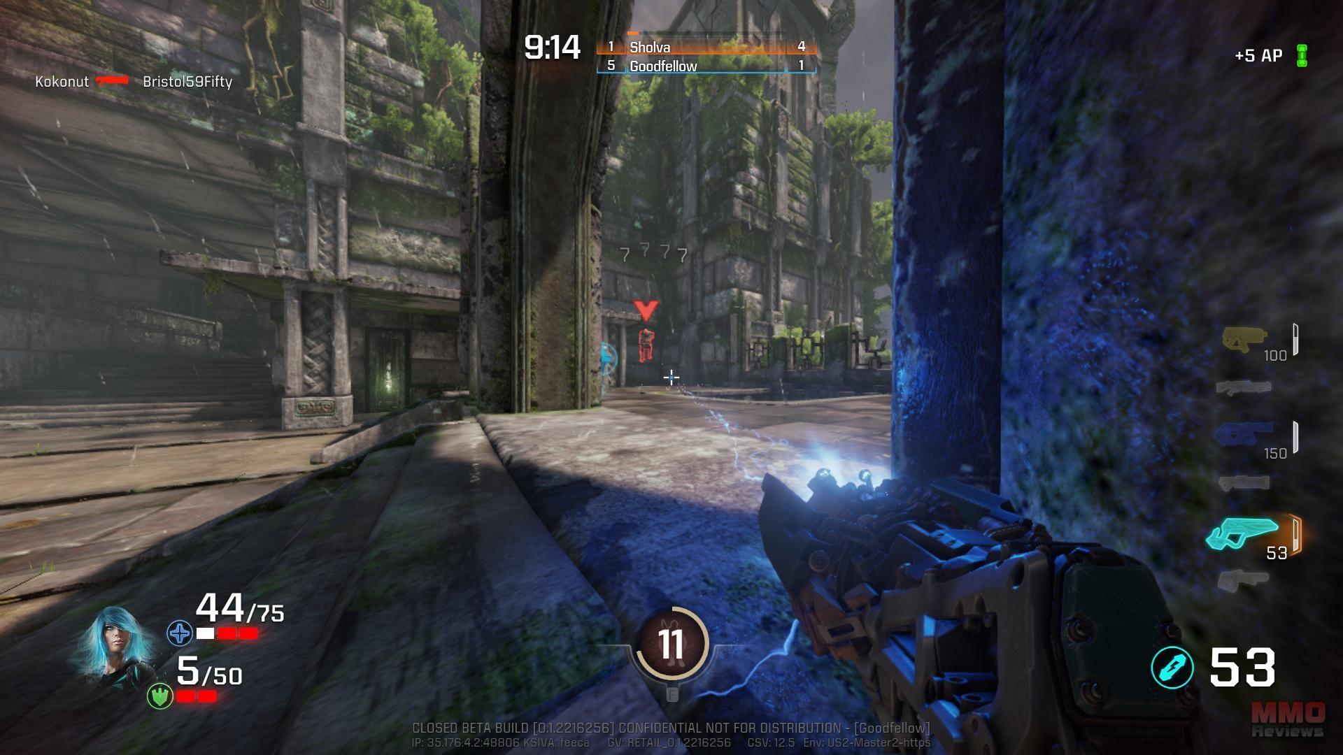 Imagenes de Quake Champions
