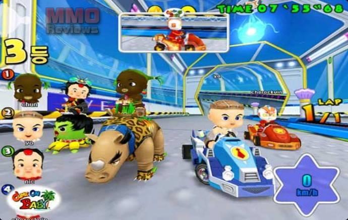 Imagenes de Racing Star: come on baby!