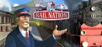 Rail Nation logo