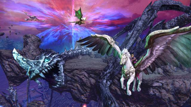 Riders of Icarus Rift of the Damned screenshots (1)