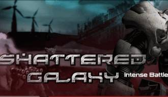 Shattered Galaxy logo