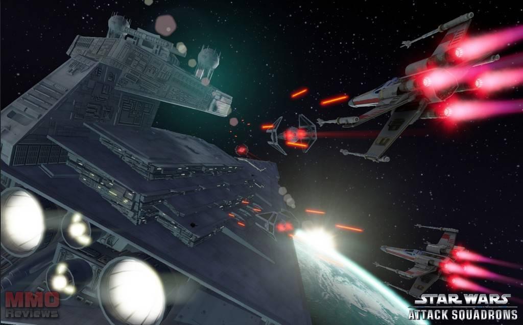 Imagenes de Star Wars: Attack Squadrons