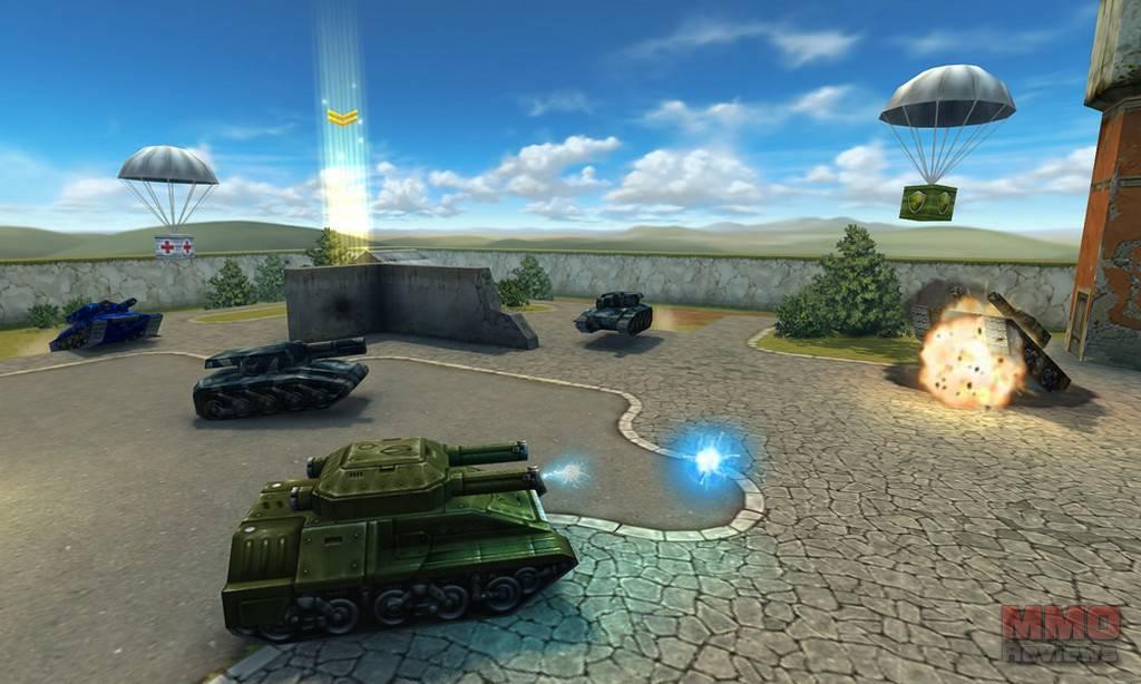 Tanki Online Reviews - Tanki Online MMORPG - Tanki Online Game Review
