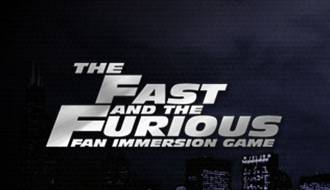 The Fast and the Furious: fan immersion game logo