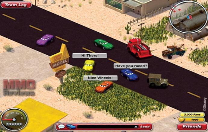 Imagenes de World of Cars Online (Shut Down)