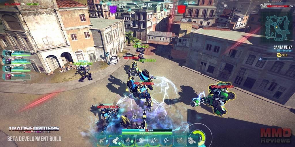Imagenes de Transformers Universe