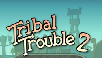 Tribal Trouble 2 logo