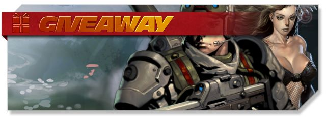 Trinium Wars - Giveaway headlogo - EN