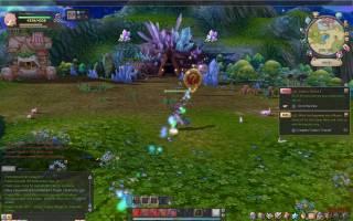 Twin saga mmoreviews review screenshots 2
