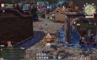 Twin saga mmoreviews review screenshots 5