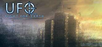 UFO Online: Fight for Earth logo