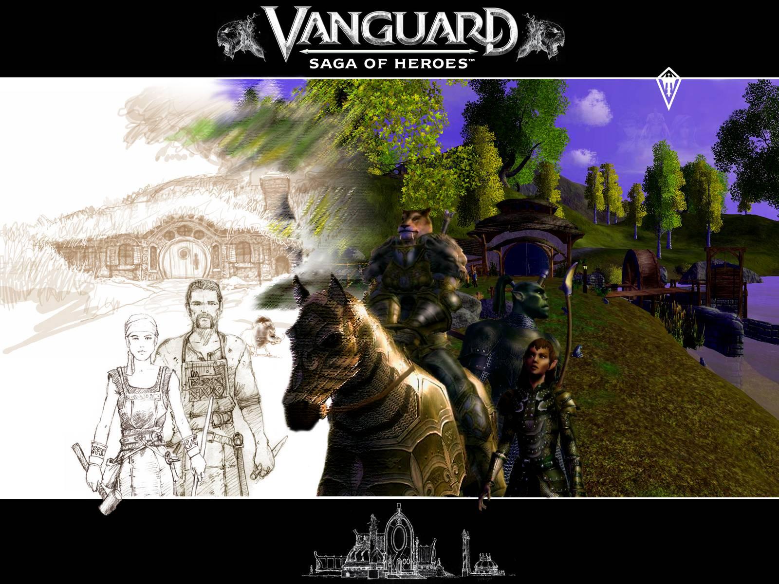 Imagenes de Vanguard: Saga of Heroes