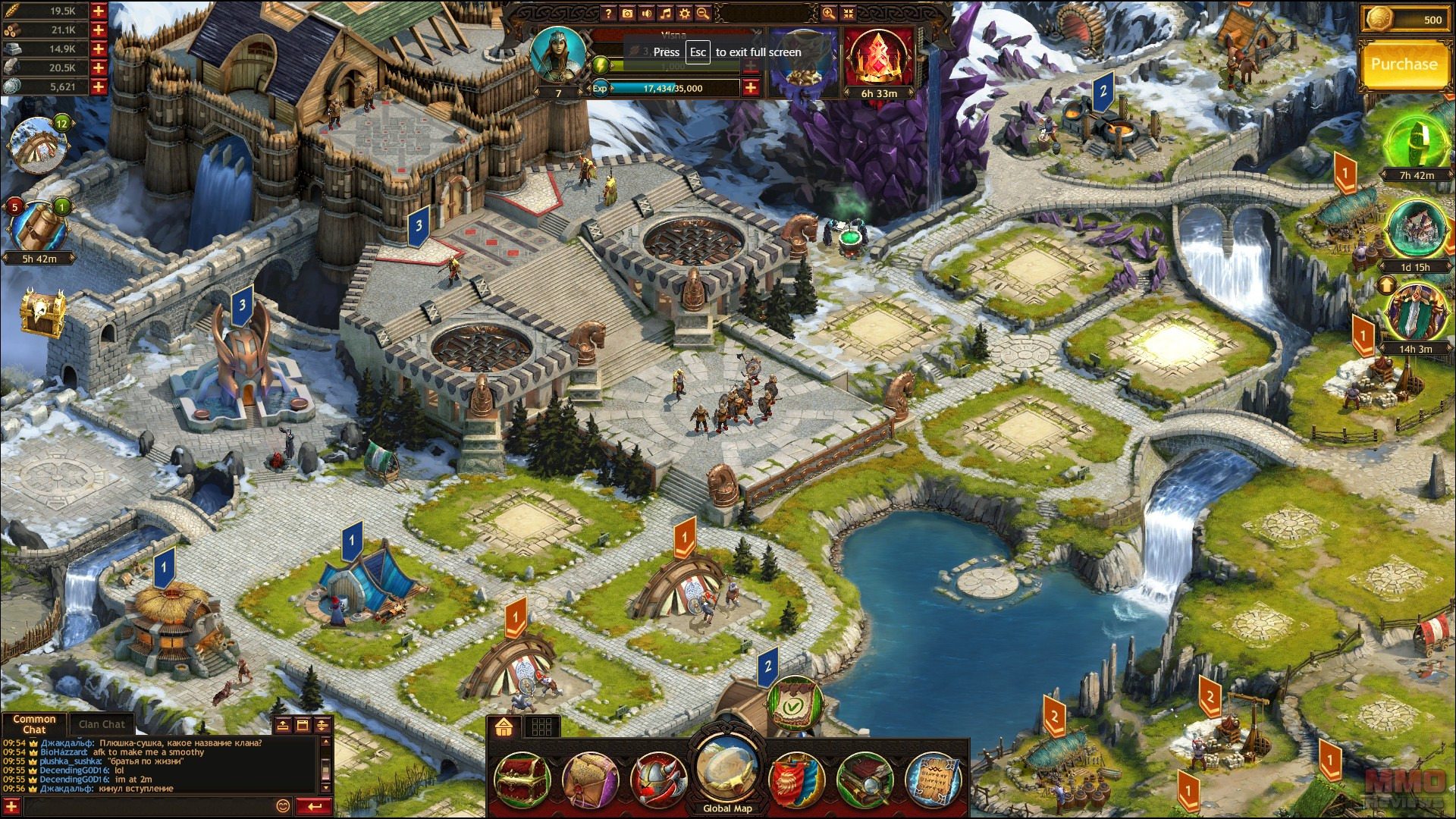 Imagenes de Vikings: War of Clans