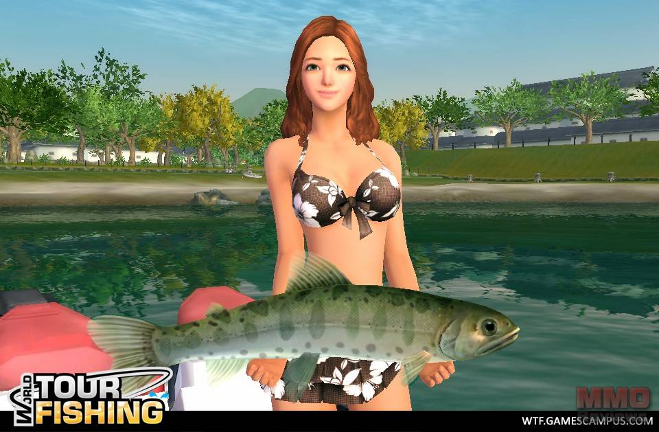 The best fishing games online free
