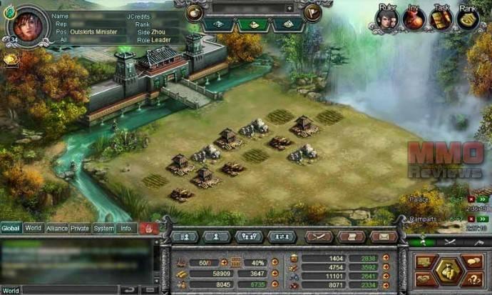 Imagenes de War of Legends