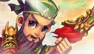 Warlord Saga logo