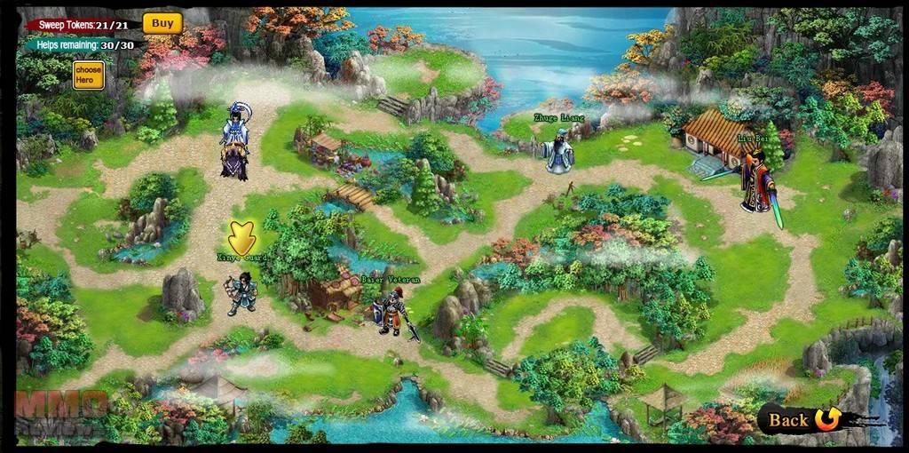 Imagenes de Warlord Saga