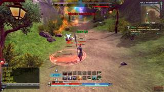 Weapons of Mythology review mmoreviews screenshots 2