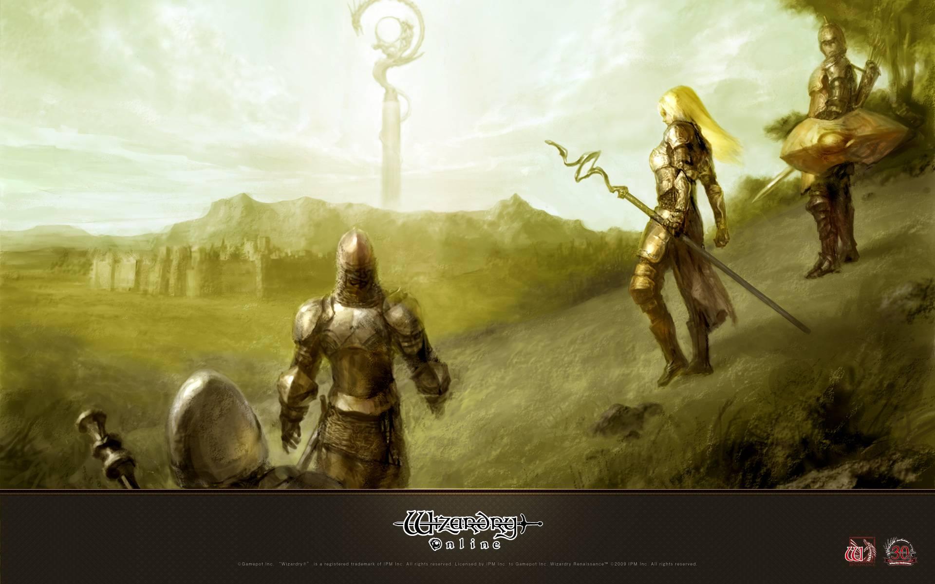 Imagenes de Wizardry Online