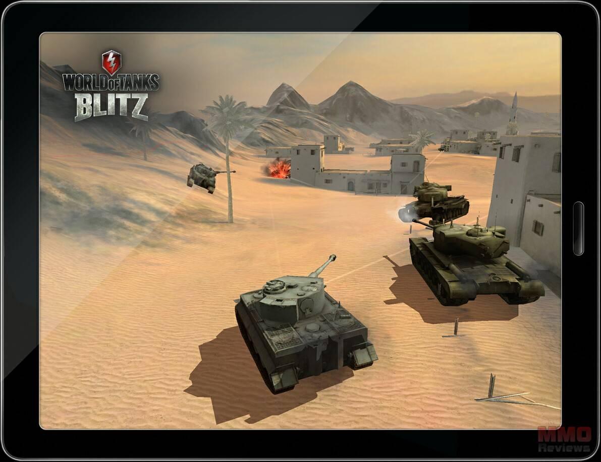 World of Tanks Blitz Reviews - World of Tanks Blitz MMORPG - World