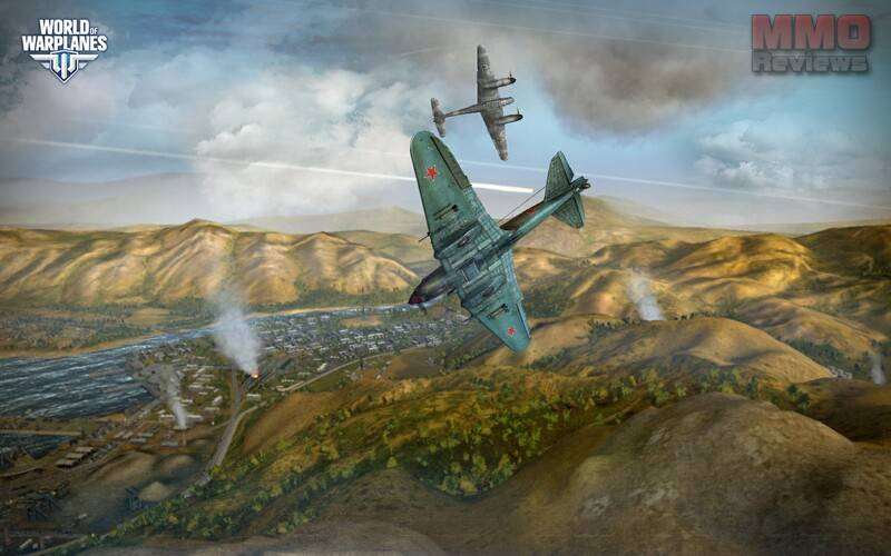 Imagenes de World of Warplanes