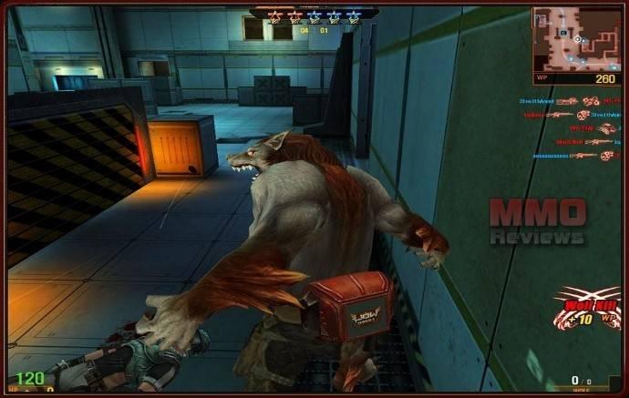 Imagenes de WolfTeam Reloaded