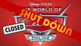 World of Cars Online (Shut Down)